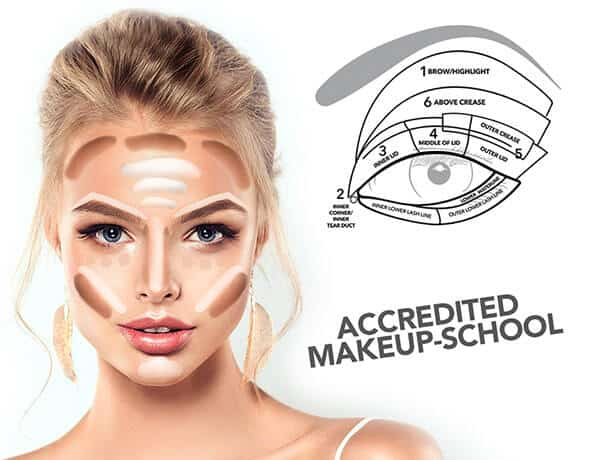 Vizio Makeup Academy Accredited makeup school