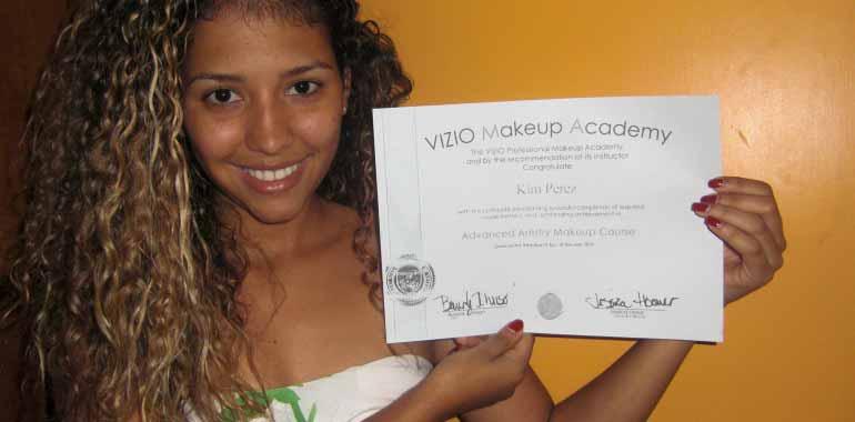 Vizio Makeup Academy