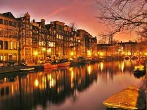 Amsterdam Países Bajos Escuela de maquillaje