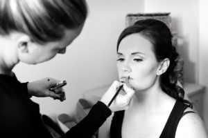 Glasgow School artista de maquillaje