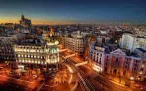 Madrid España Escuela de Maquillaje