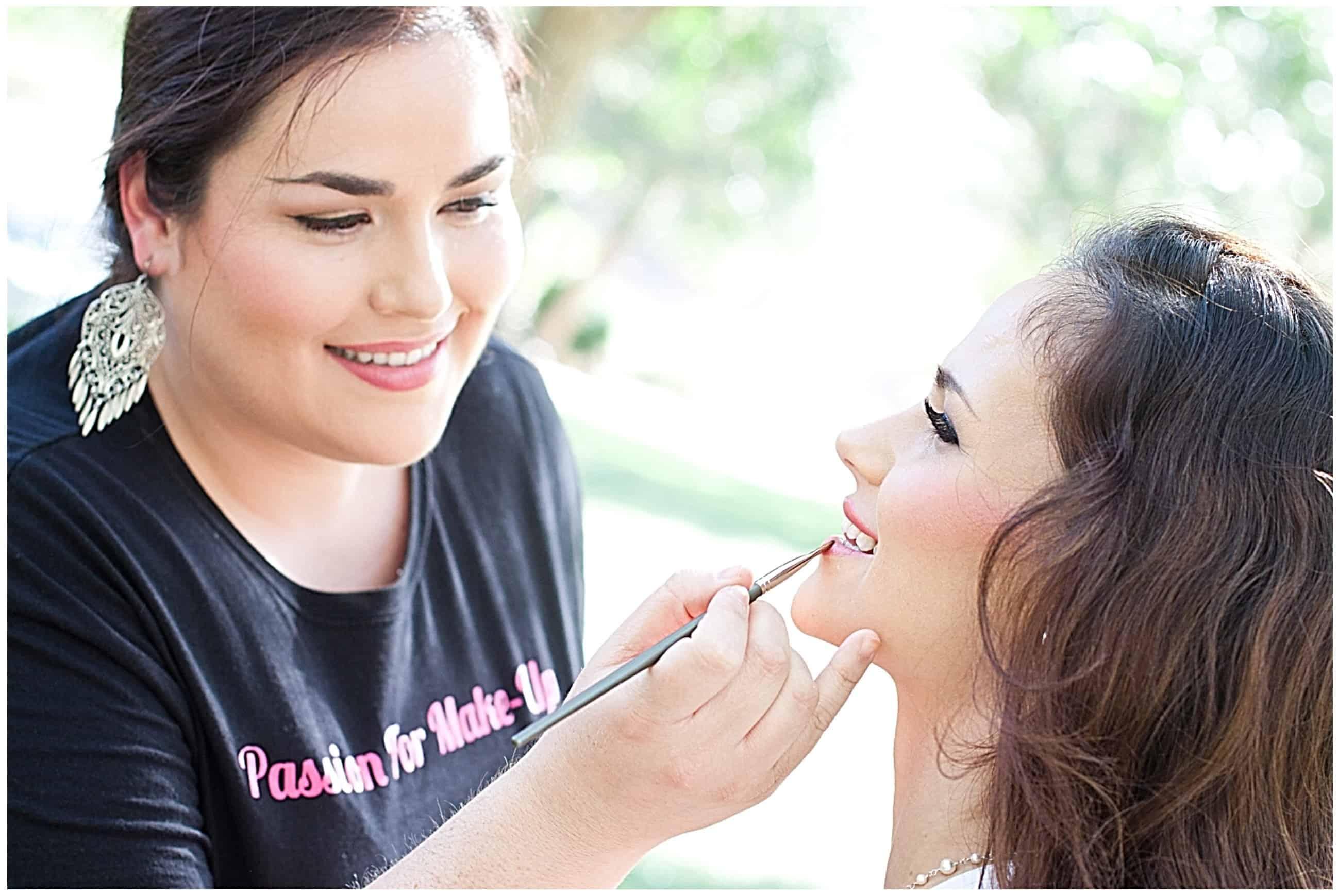 Los Angeles Makeup School Enroll Into