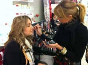 Maquillage école Artiste Melbourne