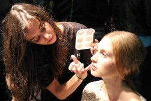 Rome Italie école de maquillage de l'artiste