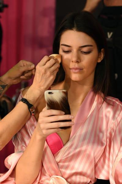 Victoria's Secret Fashion Show Makeup