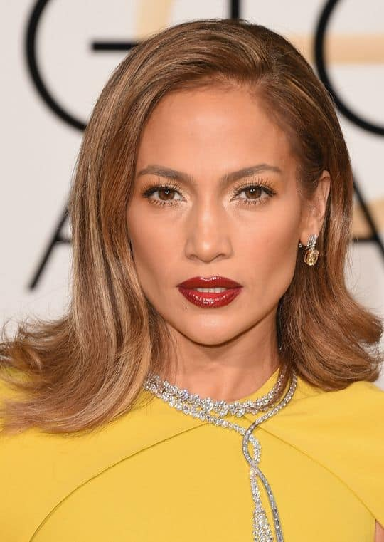 Golden Globes Makeup Looks
