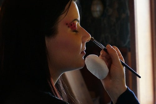 September Featured Makeup Artist Lind Mattsson